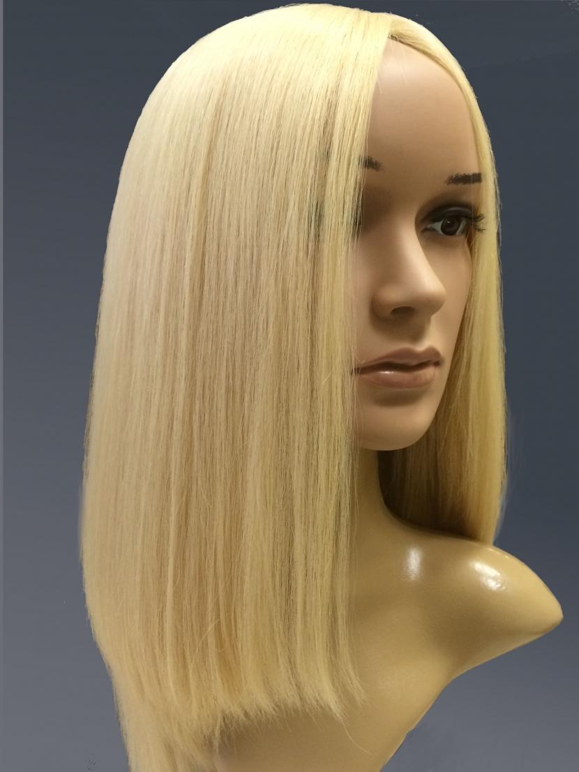 Как правильно постирать парик из натуральных волос